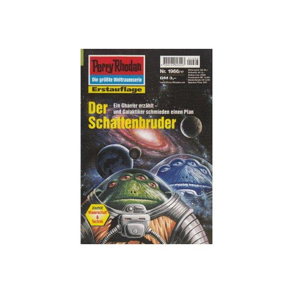 Moewig Perry Rhodan Nr.: 1966 - Anton, Uwe: Der Schattenbruder Z(1-2)