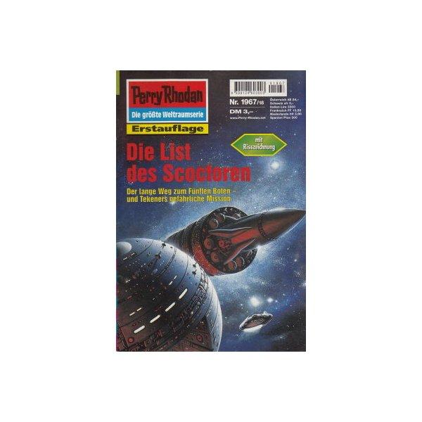 Moewig Perry Rhodan Nr.: 1967 - Anton, Uwe: Die List des Scoctoren Z(1-2)
