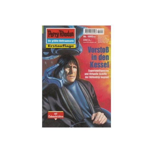 Moewig Perry Rhodan Nr.: 1993 - Castor, Rainer: Vorstoß in den Kessel Z(1-2)