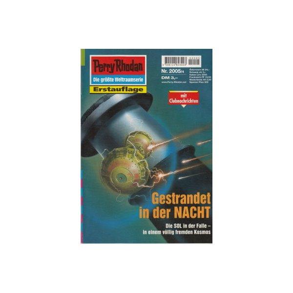 Moewig Perry Rhodan Nr.: 2005 - Francis, H. G.: Gestandet in der NACHT Z(1-2)
