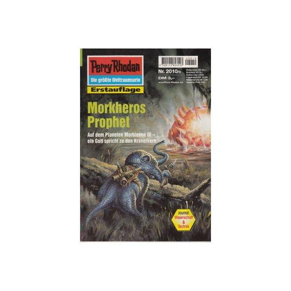 Moewig Perry Rhodan Nr.: 2010 - Vlcek, Ernst: Morkheros Prophet Z(1-2)