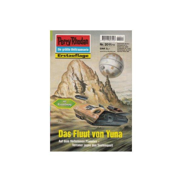 Moewig Perry Rhodan Nr.: 2011 - Schwartz, Susan: Das Fluut von Yuna Z(1-2)
