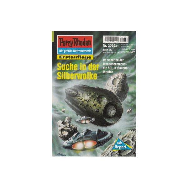 Moewig Perry Rhodan Nr.: 2032 - Francis, H. G.: Suche in der Silberwolke Z(1-2)