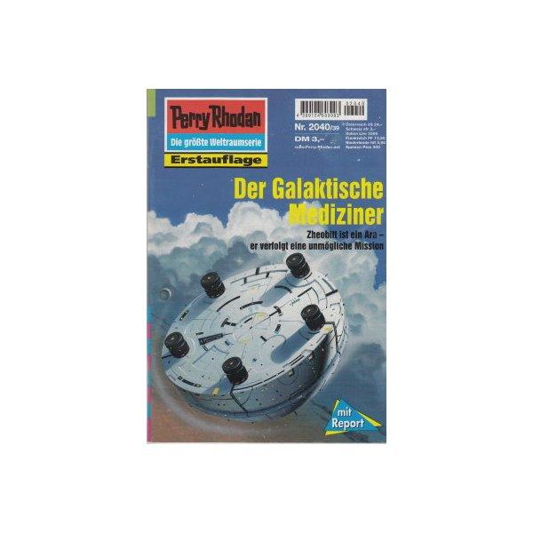 Moewig Perry Rhodan Nr.: 2040 - Schwartz, Susan: Der Galaktische Mediziner Z(1-2)
