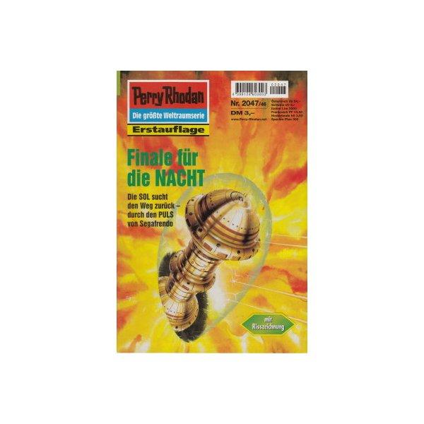 Moewig Perry Rhodan Nr.: 2047 - Hoffmann, Horst: Finale für die Nacht Z(1-2)