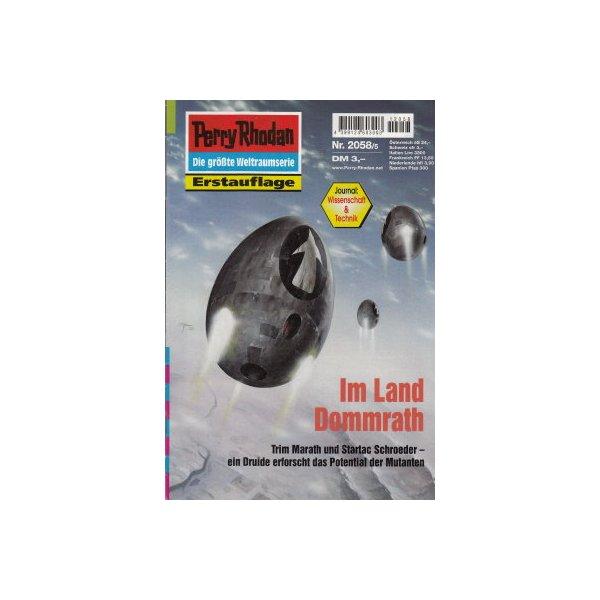 Moewig Perry Rhodan Nr.: 2058 - Vlcek, Ernst: Im Land der Dommrath Z(1-2)