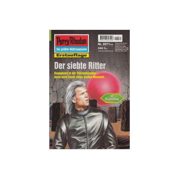 Moewig Perry Rhodan Nr.: 2071 - Schwartz, Susan: Der siebte Ritter Z(1-2)