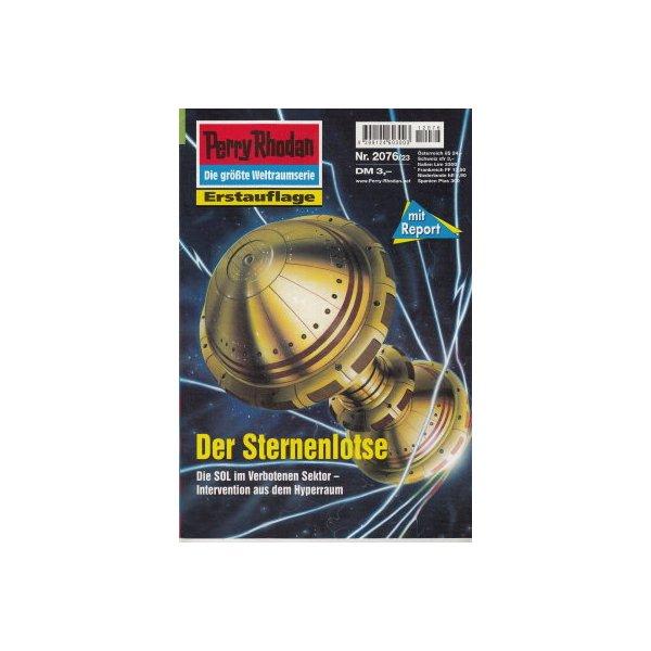 Moewig Perry Rhodan Nr.: 2076 - Francis, H. G.: Der Sternenlotse Z(1-2)