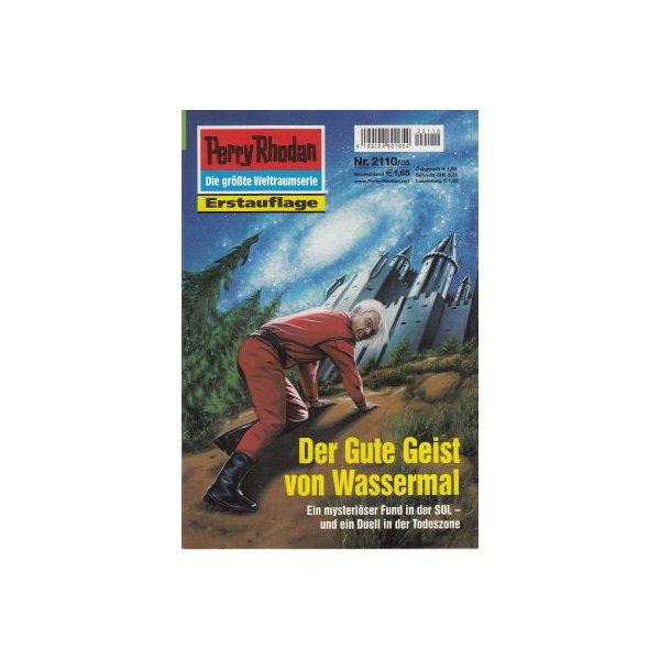 Moewig Perry Rhodan Nr.: 2110 - Ewers, H.G.: Der Gute Geist von Wassermal Z(1-2)