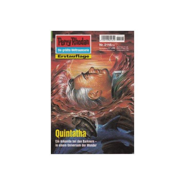 Moewig Perry Rhodan Nr.: 2118 - Lukas, Leo: Quintatha Z(1-2)