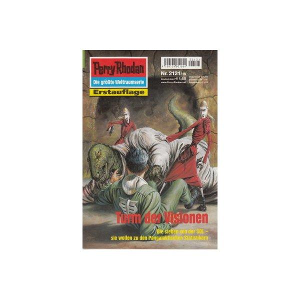 Moewig Perry Rhodan Nr.: 2121 - Schwartz, Susan: Turm der Visionen Z(1-2)