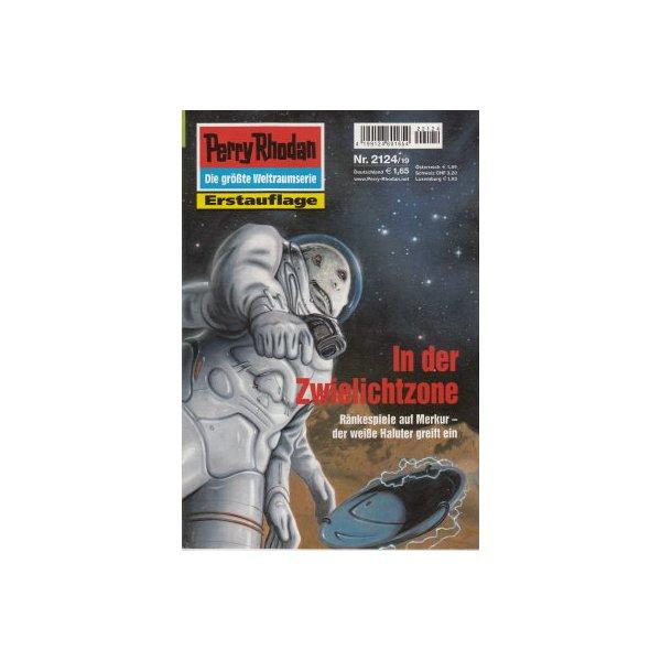 Moewig Perry Rhodan Nr.: 2124 - Anton, Uwe: In der Zwielichtzone Z(1-2)