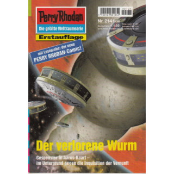 Moewig Perry Rhodan Nr.: 2141 - Schwartz, Susan: Der verlorene Wurm Z(1-2)