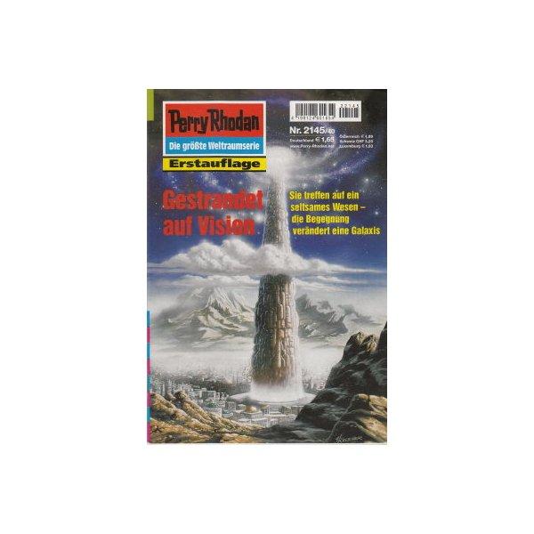 Moewig Perry Rhodan Nr.: 2145 - Ellmer, Arndt: Gestandet auf Vision Z(1-2)