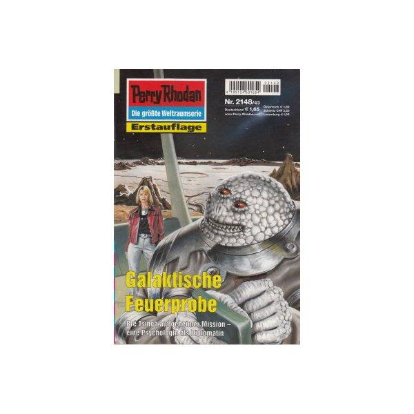 Moewig Perry Rhodan Nr.: 2148 - Schwartz, Susan: Galaktische Feuerprobe Z(1-2)