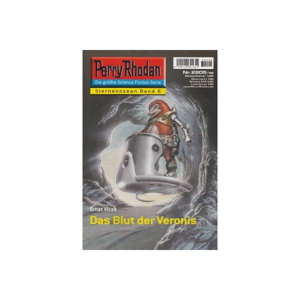 Moewig Perry Rhodan Nr.: 2205 - Vlcek, Ernst: Das Blut der Veronis Z(1-2)