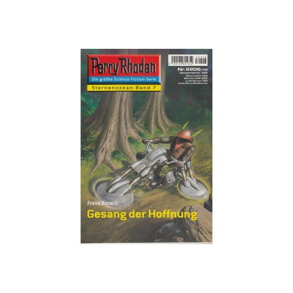 Moewig Perry Rhodan Nr.: 2206 - Borsch, Frank: Gesang der Hoffnung Z(1-2)
