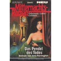 Bastei Mitternachtsroman Nr.: 107 - Farrington, Ann: Das Pendel des Todes Z(1-2)