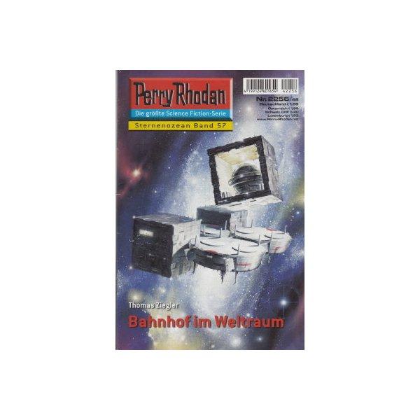 Moewig Perry Rhodan Nr.: 2256 - Ziegler, Thomas: Bahnhof im Weltraum Z(1-2)