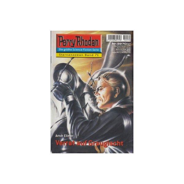 Moewig Perry Rhodan Nr.: 2270 - Anton, Uwe: Station im Hyperraum Z(1-2)
