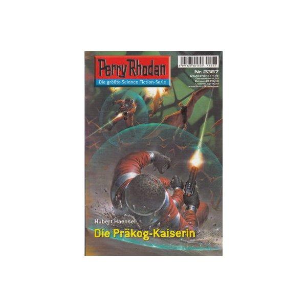 Moewig Perry Rhodan Nr.: 2387 - Haensel, Hubert: Die Präkog-Kaiserin Z(1-2)