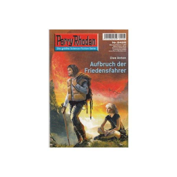 Moewig Perry Rhodan Nr.: 2426 - Anton, Uwe: Aufbruch der Friedenstifter Z(1-2)