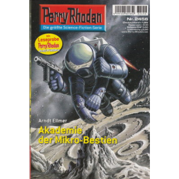 Moewig Perry Rhodan Nr.: 2456 - Ellmer, Arndt: Akademie der Mikro-Bestien Z(1-2)