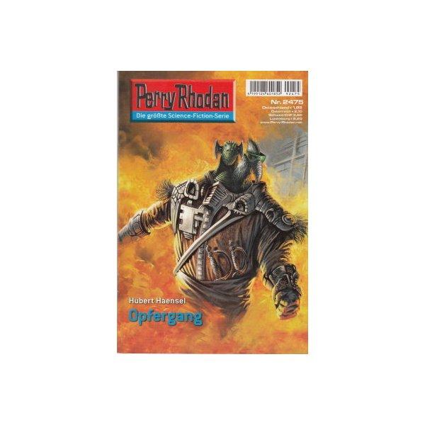 Moewig Perry Rhodan Nr.: 2475 - Haensel, Hubert: Opfergang Z(1-2)