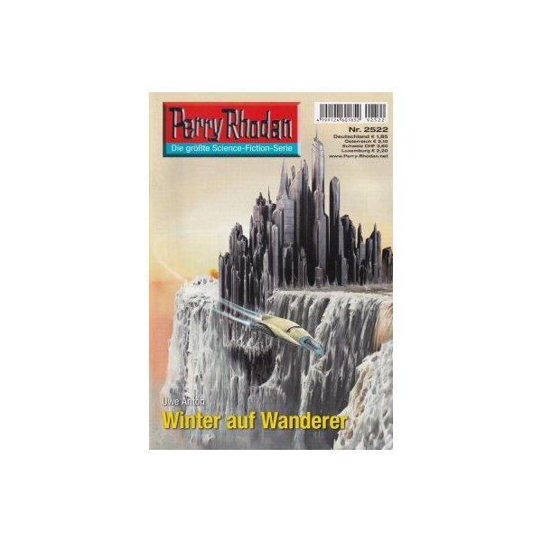 Moewig Perry Rhodan Nr.: 2522 - Anton, Uwe: Winter auf Wanderer Z(1-2)