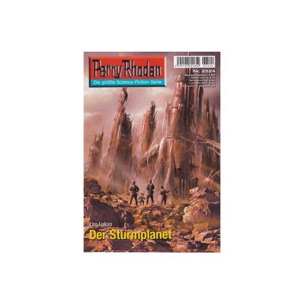 Moewig Perry Rhodan Nr.: 2524 - Lukas, Leo: Der Sturmplanet Z(1-2)