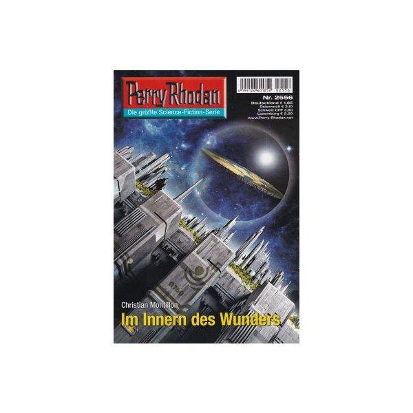 Moewig Perry Rhodan Nr.: 2556 - Montillon, Christian: Im Inneren des Wunders Z(1-2)