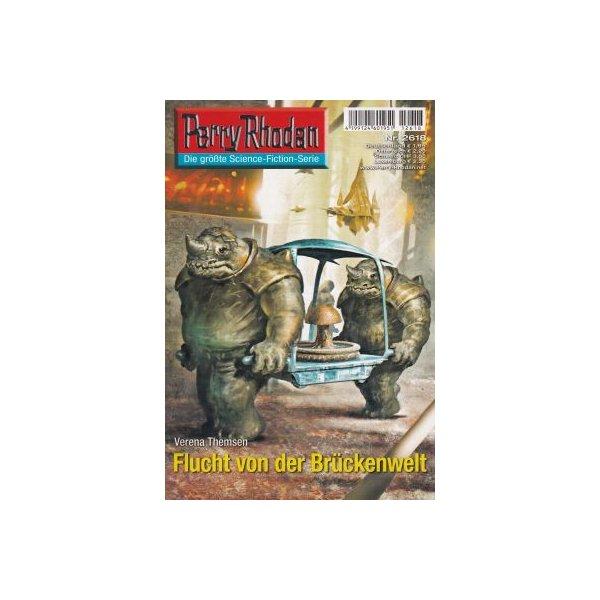Moewig Perry Rhodan Nr.: 2618 - Themsen, Verena: Flucht von der Brückenwelt Z(1-2)
