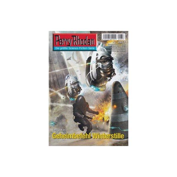 Moewig Perry Rhodan Nr.: 2657 - Lukas, Leo: Geheimbefehl Winterstille Z(1-2)