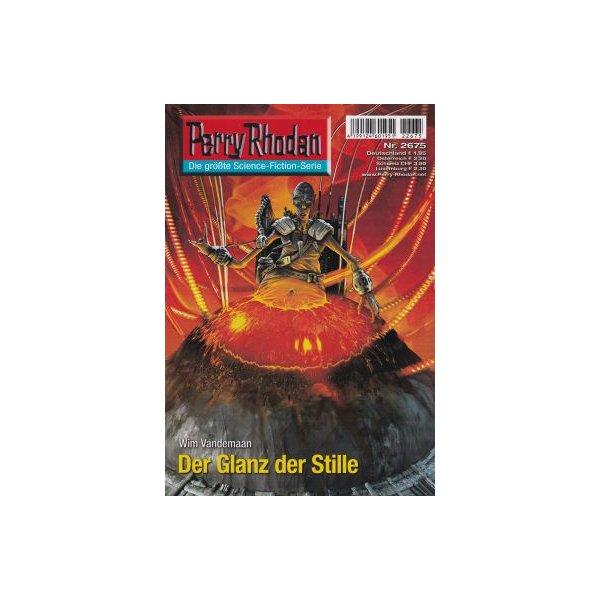 Moewig Perry Rhodan Nr.: 2675 - Vandemaan, Win: Der Glanz der Stille Z(1-2)