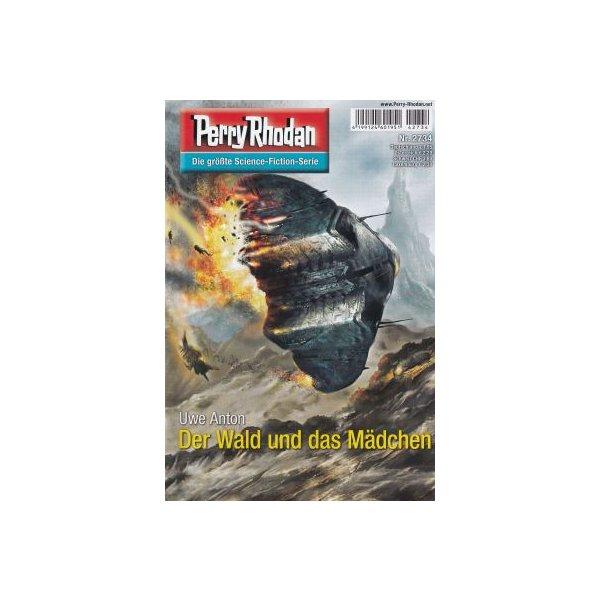 Moewig Perry Rhodan Nr.: 2734 - Anton, Uwe: Der Wald und das Mädchen Z(1-2)
