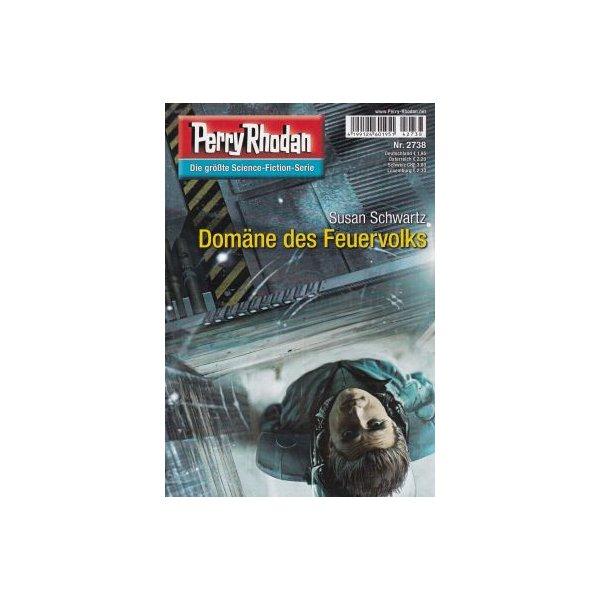 Moewig Perry Rhodan Nr.: 2738 - Schwartz, Susan: Dömäne des Feuervolks Z(1-2)
