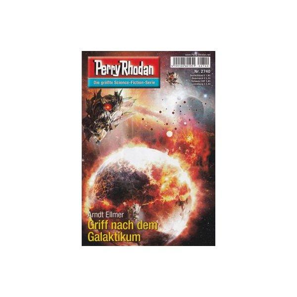 Moewig Perry Rhodan Nr.: 2740 - Ellmer, Arndt: Griff nach dem Galaktikum Z(1-2)