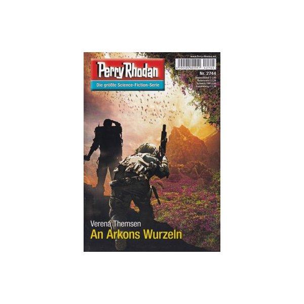 Moewig Perry Rhodan Nr.: 2744 - Themsen, Verena: An Arkons Wurzeln Z(1-2)