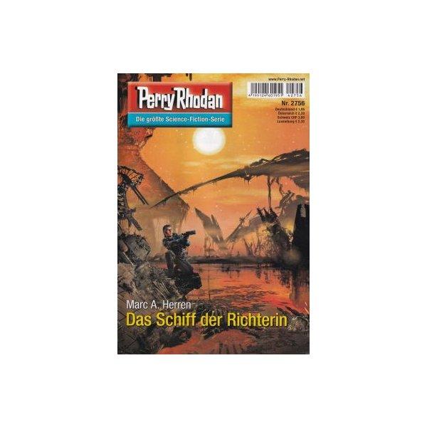 Moewig Perry Rhodan Nr.: 2756 - Herren, Marc A.: Das Schiff der Richterin Z(1-2)