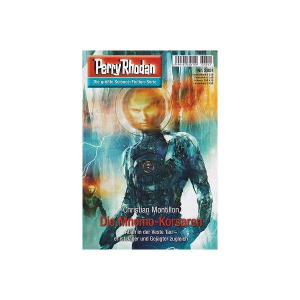 Moewig Perry Rhodan Nr.: 2851 - Montillon, Christian: Die Mnemo-Korsaren Z(1-2)