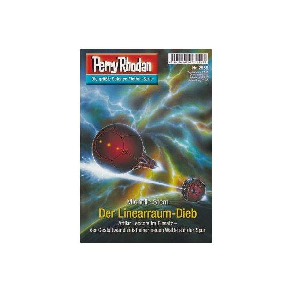 Moewig Perry Rhodan Nr.: 2855 - Stern, Michelle: Der Linearraum-Dieb Z(1-2)