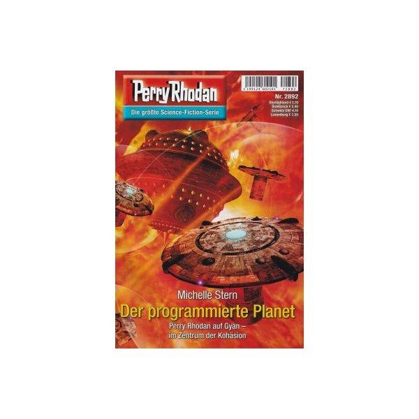 Moewig Perry Rhodan Nr.: 2892 - Stern, Michelle: Der programmierte Planet Z(1-2)
