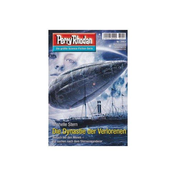 Moewig Perry Rhodan Nr.: 2951 - Stern, Michelle: Die Dynastie der Verlorenen Z(1-2)