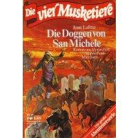 Pabel Die vier Musketiere Nr.: 19 - Lafitte, Jean: Die Doggen von San Michele Z(1-2)