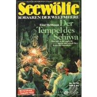Pabel Seewölfe Nr.: 670 - McMason, Fred: Der Tempel...