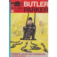 Zauberkreis Butler Parker Nr.: 179 - Dönges, Günter: Parker checkt den Schleudersitz Z(1-2)