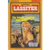 Bastei Lassiter 1. Aufl. Nr.: 1019 - Slade, Jack: Sie trugen Lassiter zum Grab Z(1-2)