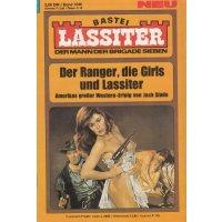 Bastei Lassiter 1. Aufl. Nr.: 1046 - Slade, Jack: Der Ranger, die Girls und Lassiter Z(1-2)
