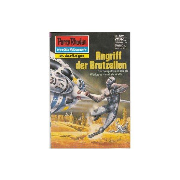 Moewig Perry Rhodan 2. Auflage Nr.: 1011 - Griese, Peter: Angriff der Brutzellen Z(1-2)