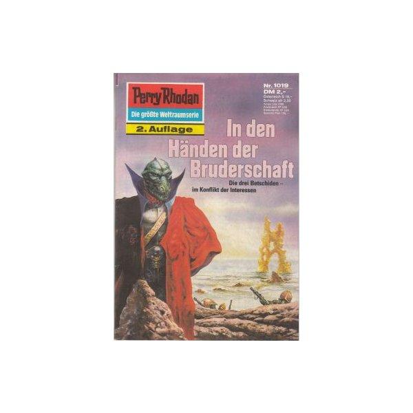 Moewig Perry Rhodan 2. Auflage Nr.: 1019 - Kneifel, Hans: In den Händen der Bruderschaft Z(1-2)